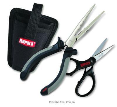 Rapala Pedestal Tool Combo w/ Pliers And Scissors Default Title
