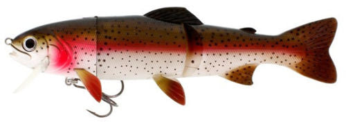 Westin Tommy the Trout Hybrid Swimbait Rainbow Trout, 5 7/8 inch - Low Floating