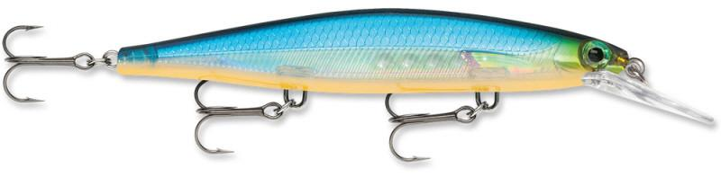 Rapala Shadow Rap Deep 4 3/8 inch Deep Diving Jerkbait Albino Shiner