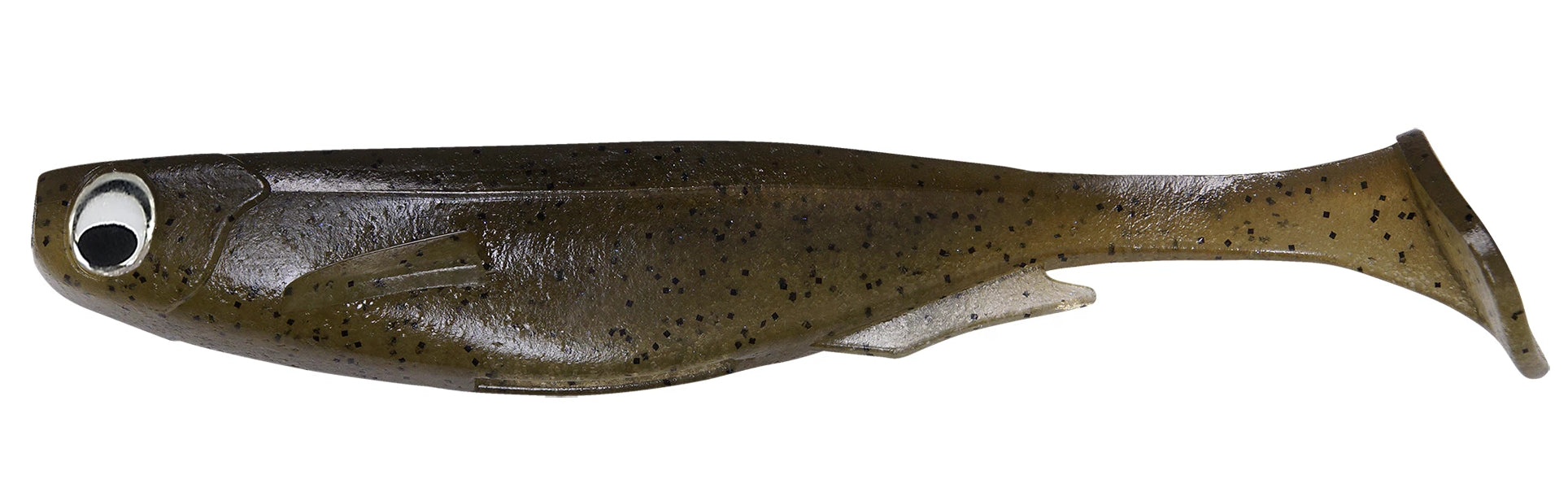 Megabass Spark Shad Swimbait 4 inch Paddle Tail Swimbait