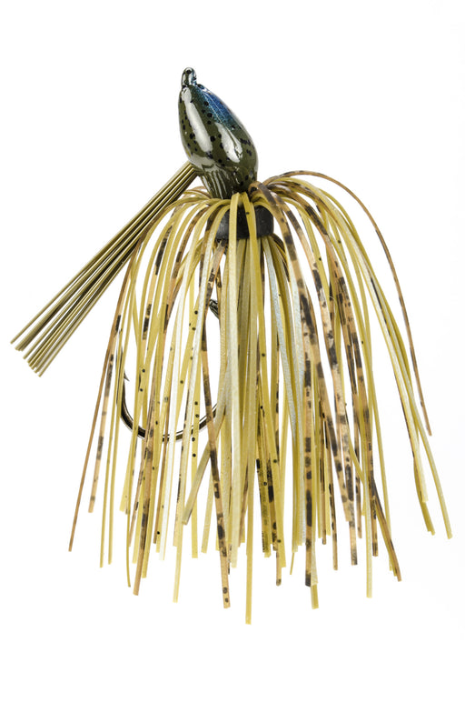 Strike King Denny Brauer 1/2 oz. Structure Jig Black Blue