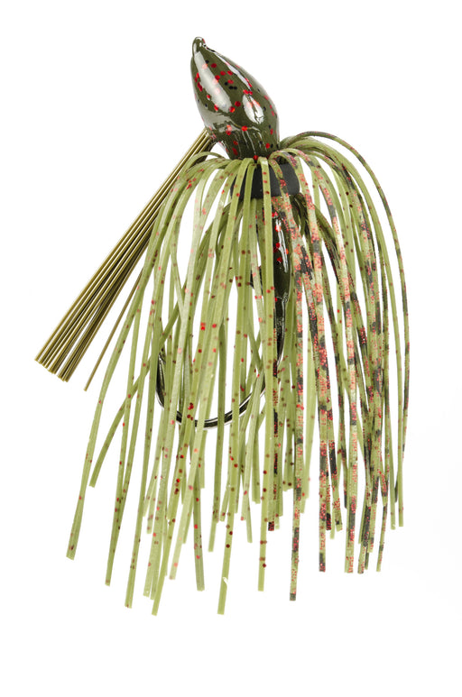 Strike King Denny Brauer 3/4 oz. Structure Jig Black Blue