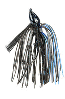 Strike King Denny Brauer 3/8 oz. Baby Structure Jig Black Blue