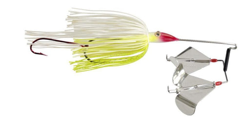 Strike King The Double Take Buzzbait 1/4-Chartreuse White