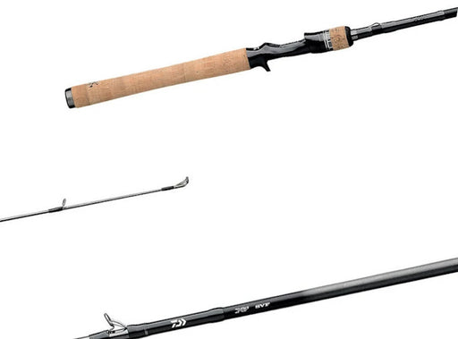 Daiwa Tatula Series Shallow Crank/Jerkbait/Light Topwater Rods