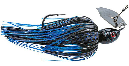 Z Man Project Z ChatterBait 3/4 oz. Black Blue