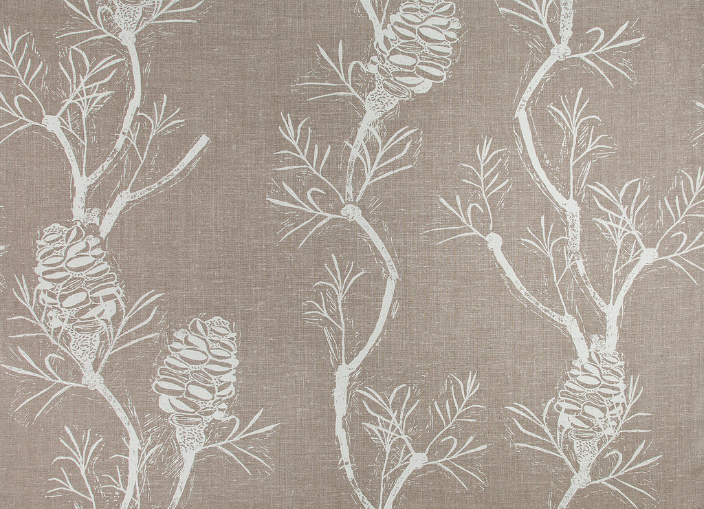 Banksia Beige - heavy-weight fabric on the roll
