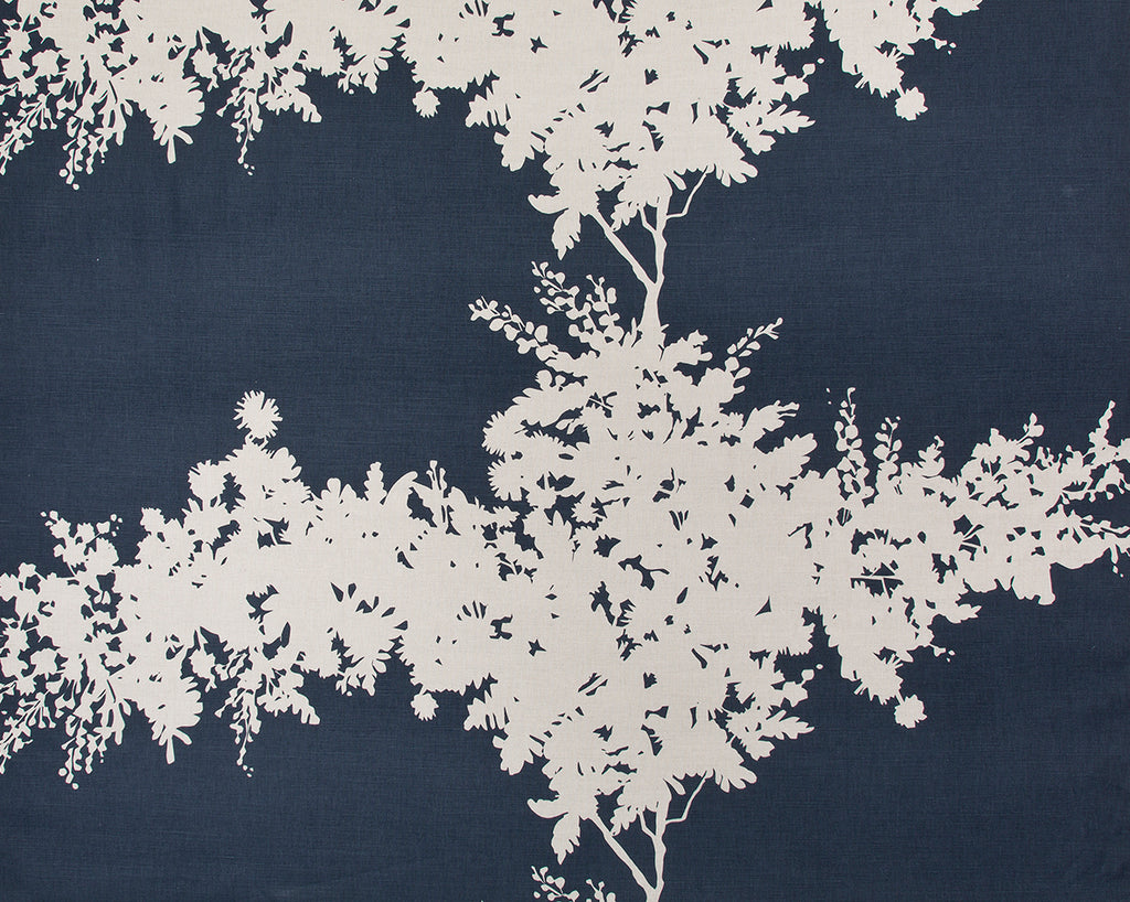 Wattle Night - upholstery linen