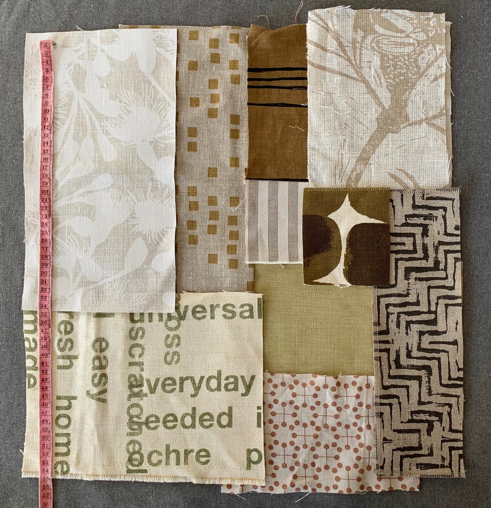 ScrapCloth Bundle - Naturally