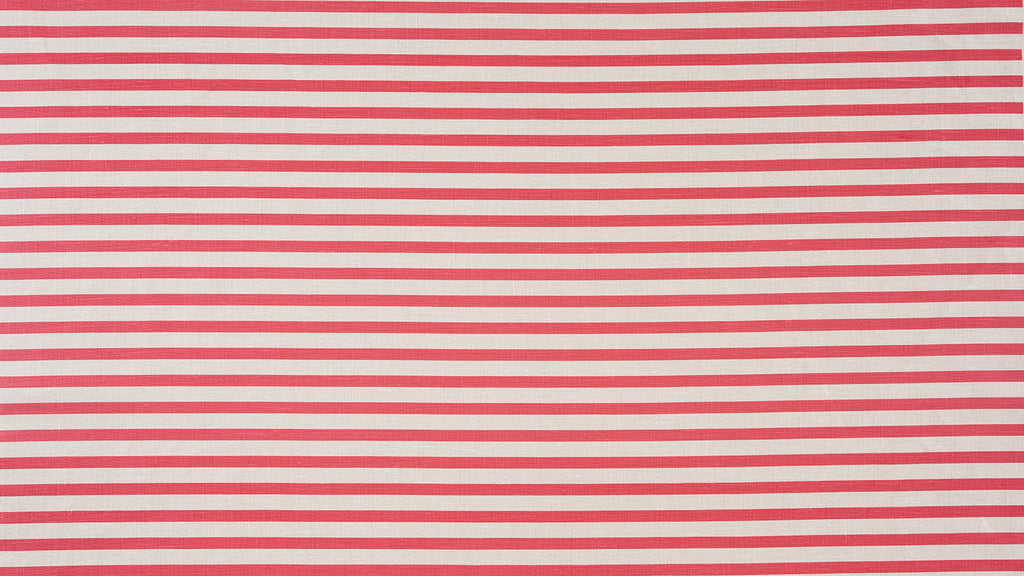 Standard Stripe Hot Pink