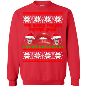 The Rocky Horror Picture Show Christmas sweater