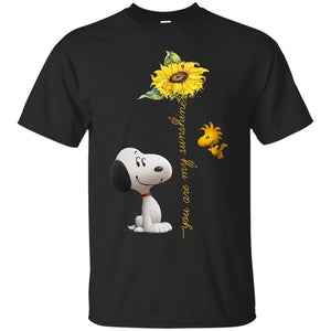 Snoopy You are my sunshine