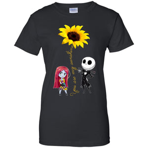 Jack Skellington You are my Sunshine