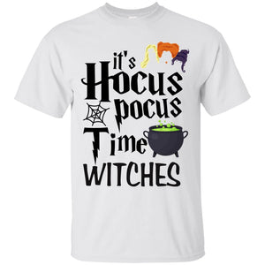 It's Hocus Pocus time Witches - Dovetees.com