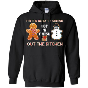 Gingerbread it's the remix to ignition hot and fresh out the kitchen