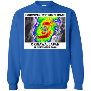 I Survived Typhoon Trami Japan