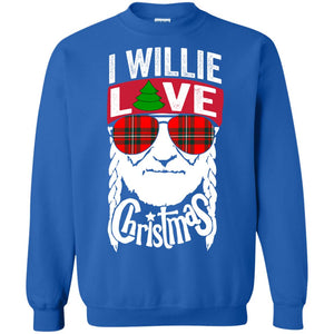 I Willie love Christmas