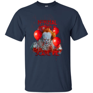 IT Normal people scare me - Dovetees.com