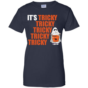 Ghost It's tricky tricky tricky Halloween