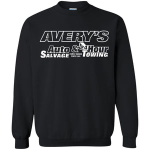 Avery's Auto Salvage and 24-Hour Towing