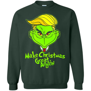 Grinch Trump Make Christmas great again