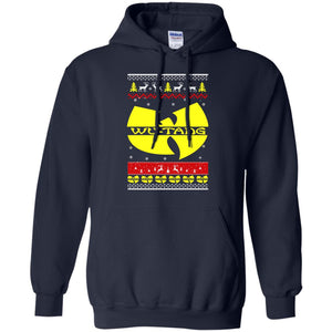 Wu Tang Clan Ugly Sweater