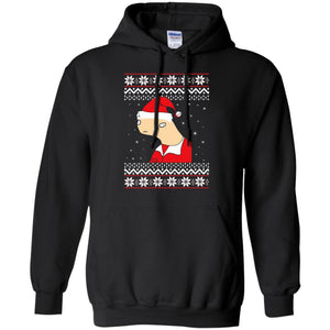 Marin Crops Christmas Sweater