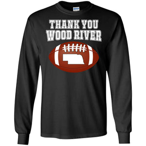 Thank You Wood River - Dovetees.com