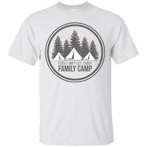 First baptist cabot family camp
