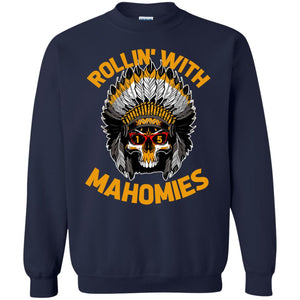 Rollin with mahomies