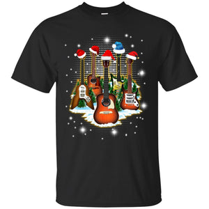 Guitar Christmas sweater