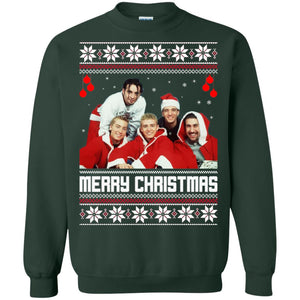 Nsync Merry Christmas sweater