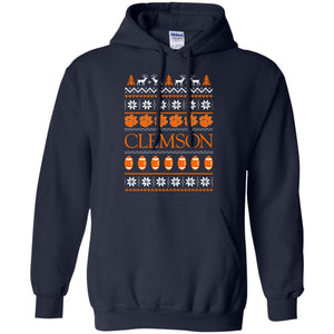 Clemson Tigers Christmas sweatshirt