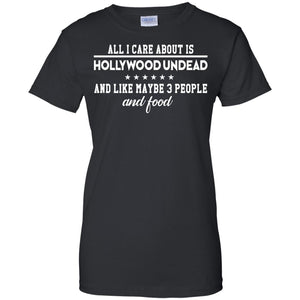 All I Care About Is Hollywoodundead and Like Maybe 3 People