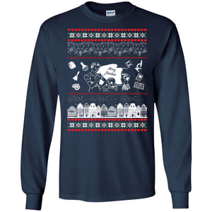Merry Christmas Teacher sweater