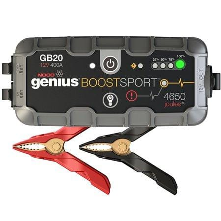 Noco Genius Boost Sport 400a 12v Lithium Jump Starter - Storm Packs