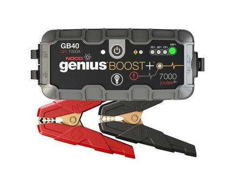 Noco Genius Boost Plus 1000a 12v Lithium Jump Starter - Storm Packs