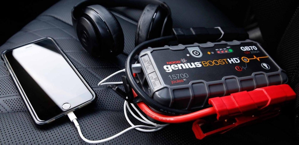 Load image into Gallery viewer, Noco Genius Boost Hd 2000a 12v Lithium Jump Starter - Storm Packs