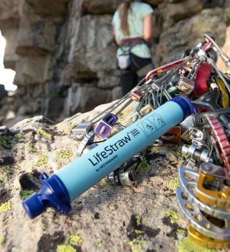 Life Straw Water Filter - Storm Packs