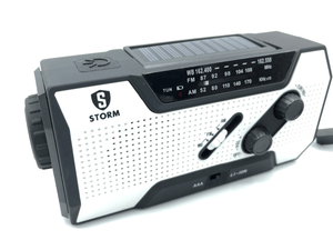 Storm Emergency Radio - Storm Packs