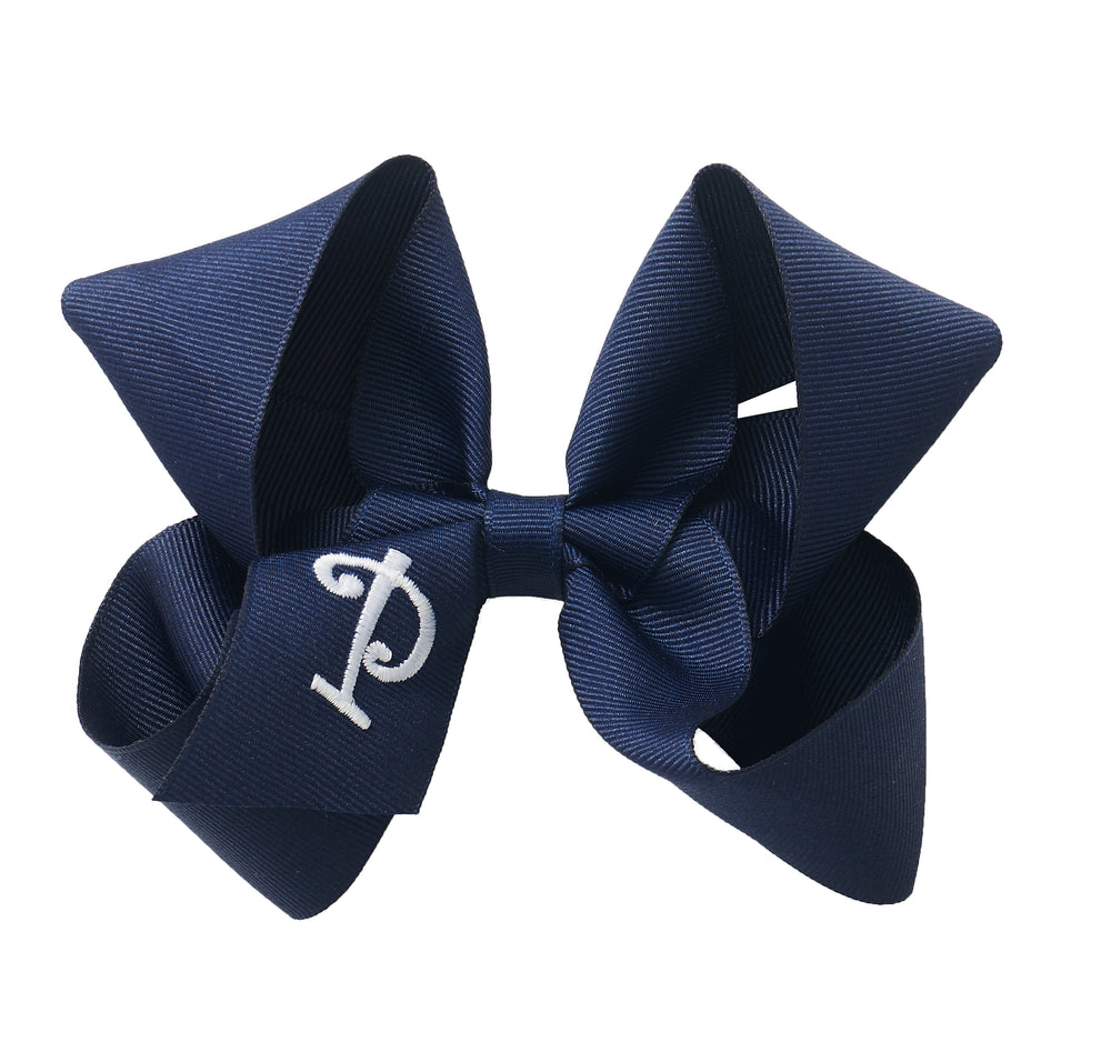 MEDIUM BOW - DOLLY CUSTOM INITIAL