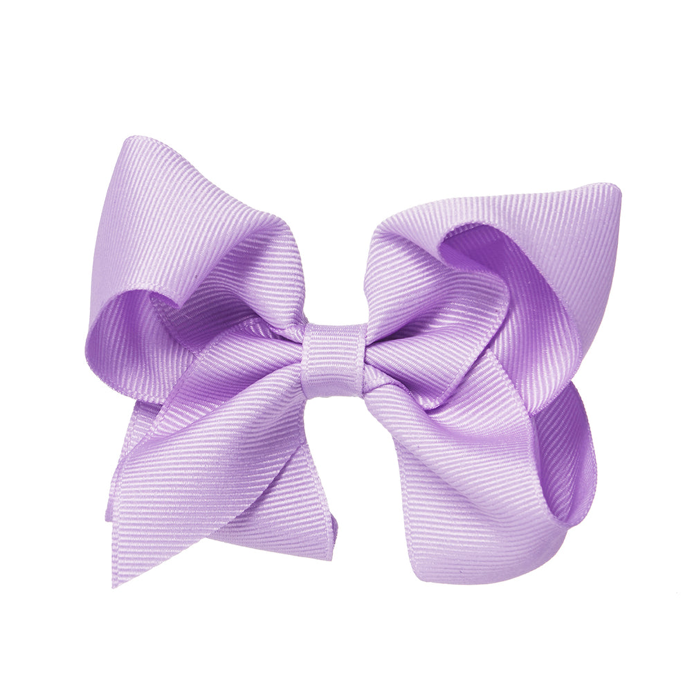 MEDIUM BOW - ORCHID