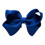 MEDIUM BOW - ROYAL