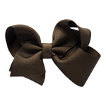 MEDIUM BOW - TAUPE