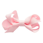 SMALL BOW - PALE PINK