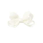 SMALL + BOW - WHITE