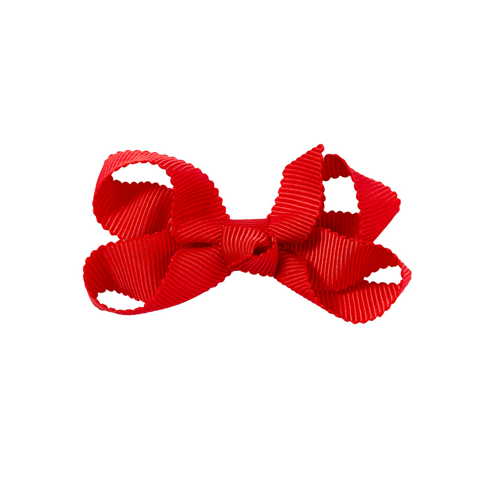SMALL + BOW - CHERRY