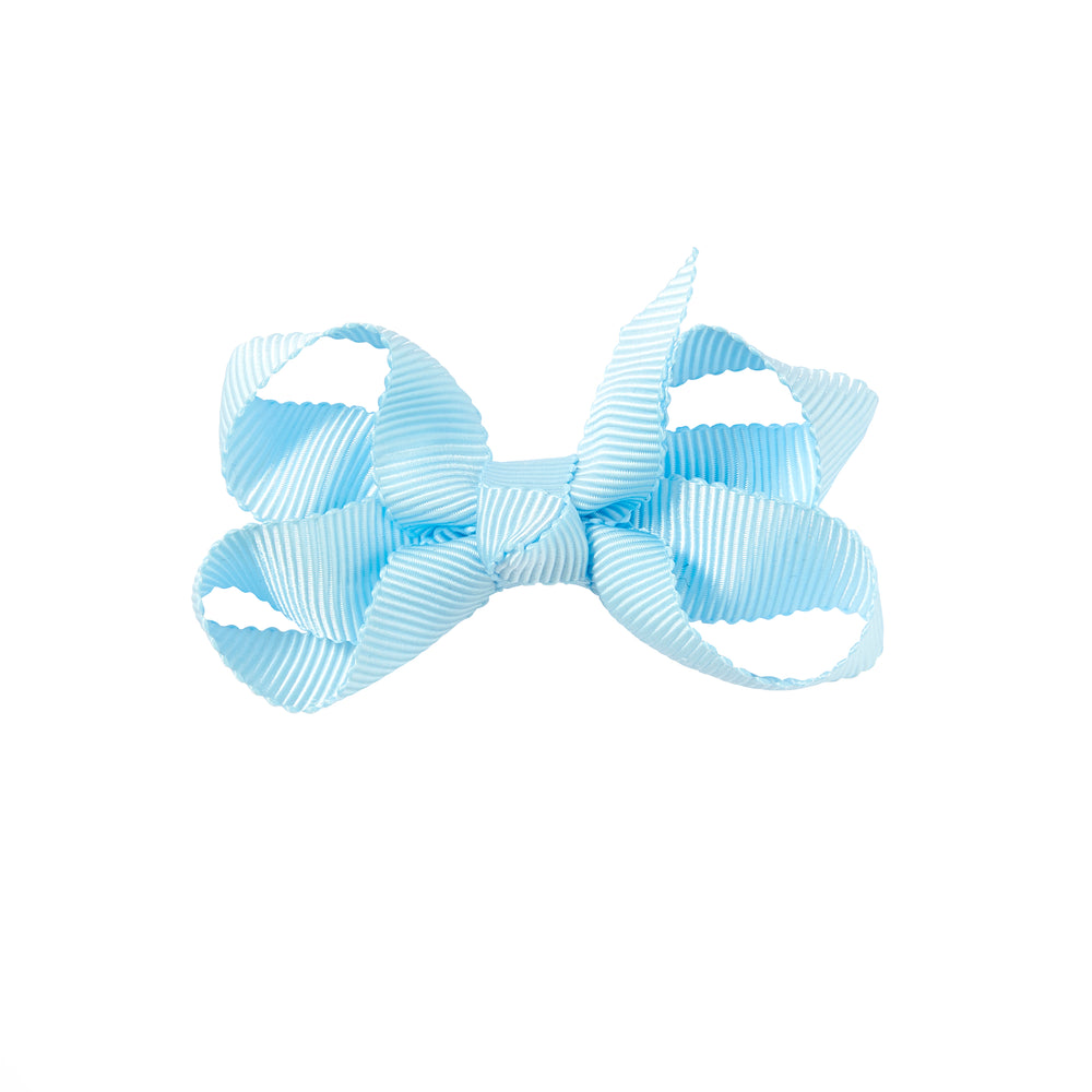 SMALL + BOW - SKY BLUE