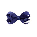 SMALL + BOW - NAVY