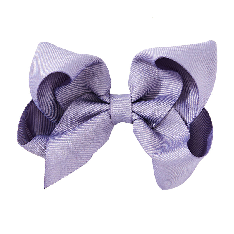 MEDIUM BOW - LAVENDER